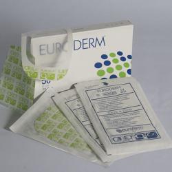 FILM EURODERM 10X12cm (Caja 50 uds)  43,13€